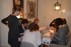Activiteiten Baptistengemeente Harderwijk: introkring